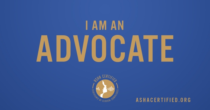 ASHA advocate